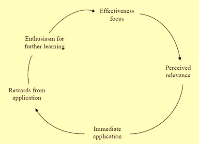 virtuous learning cycle