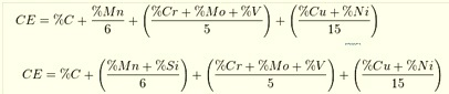 carbon equivalent